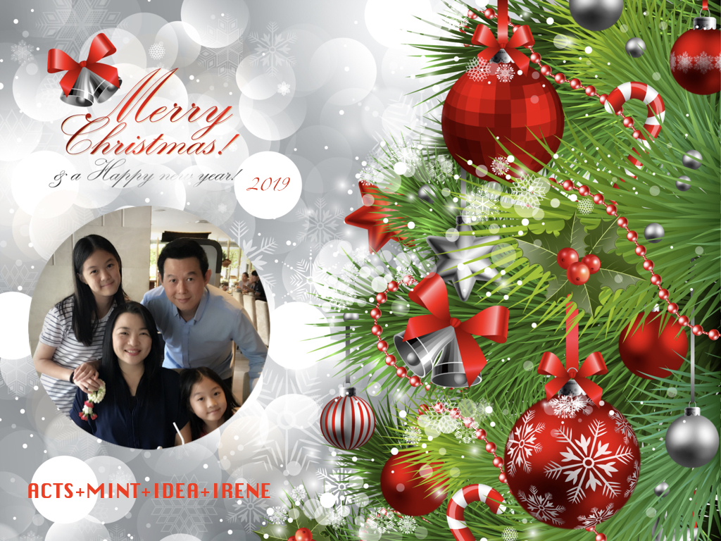Merry Christmas 2018 | A.C.T.S. Ministry
